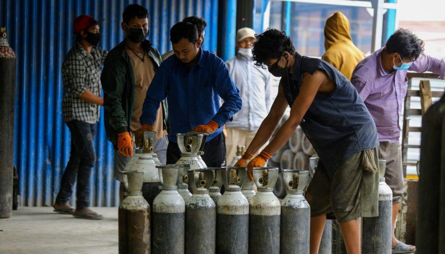 한국, 인도네시아에 100만 달러 상당의 산소 발생기 및 검역 제품 제공